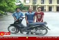 CAH Mê Linh bắt giữ 3 đối tượng cướp xe ôm